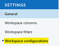 "Link to MetaShare's ""Workspace configuration"""